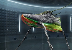 Magnetic clamps I made for the new Asics 'Flytefoam' campaign. Commercial directed by Matthijs Joor @ PostPanic...